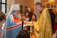 St. Luke Hierarchical Liturgy and St. Sava Slava, January 28, 2018